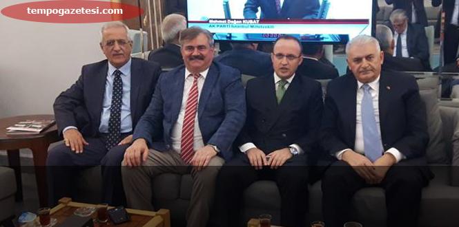 Başbakana Zonguldak'ın dertlerini anlattılar!...