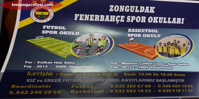 Fenerbahçe'de kayıtlar başladı