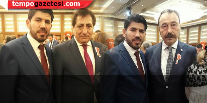 Bursa'da Zonguldak'ı temsil ettiler...