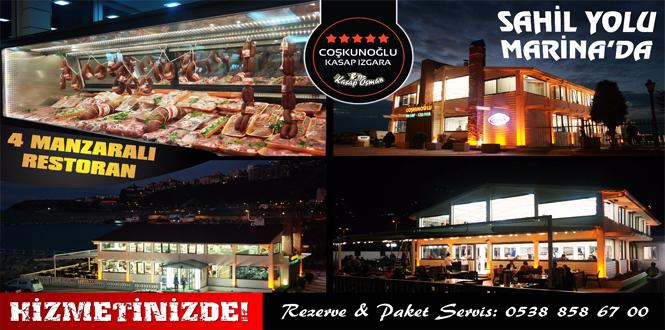 4 Manzaralı Restorant...