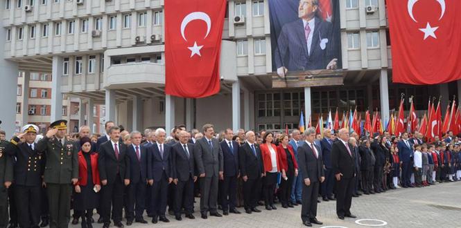 Zonguldak, Cumhuriyet Bayramını kutluyor...
