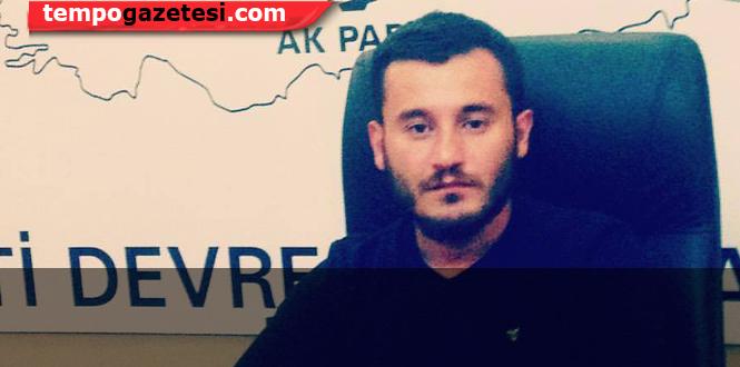 Gazeteci, AKP'ye Başkan oldu