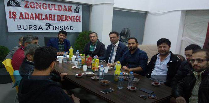 Bursa'da ZONGULDAK'lıların gücü kıskandırdı...