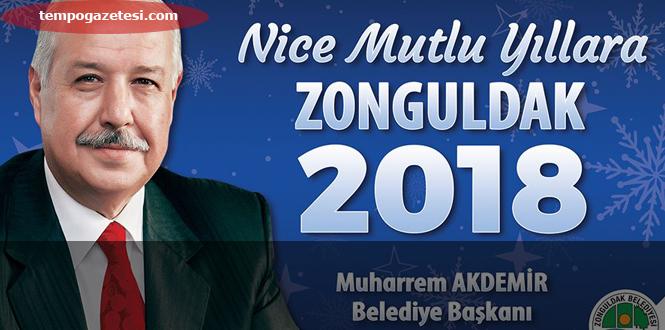 Akdemir'den yeni yıl mesajı..