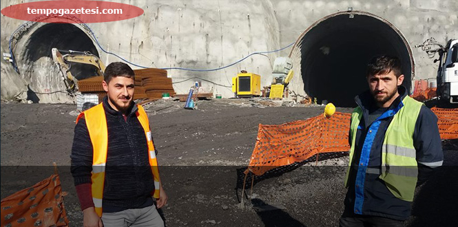 Tüneller 2020 yılında bitecek