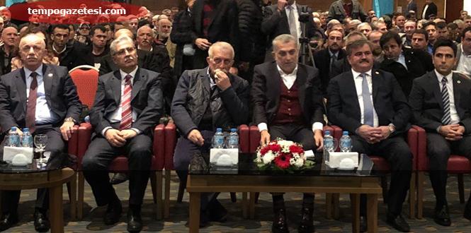 Milletvekili Külünk Ereğli'de