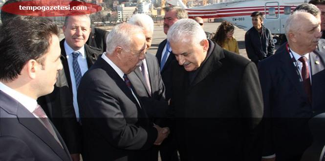 Akdemir,Başbakana Zonguldak'ı anlattı