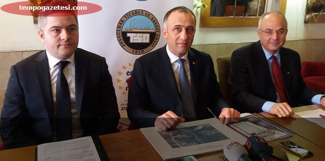 Başkan Demir, 3 önemli projeyi açıkladı...
