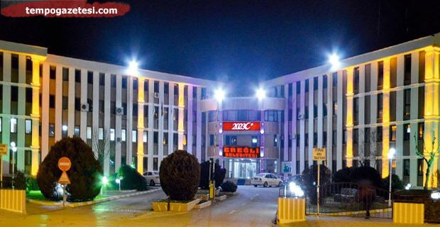 176 ilçe belediyesi arasında Ereğli Belediyesi Türkiye birincisi oldu