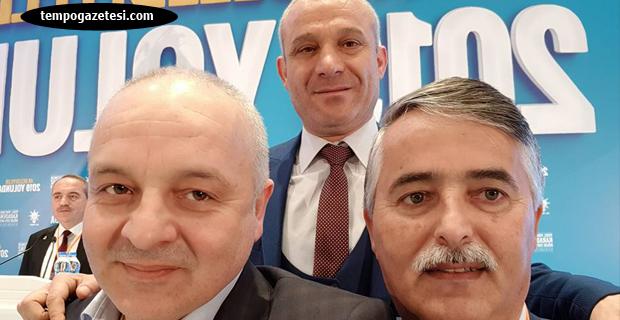 AK Başkanlar Tokat'da...