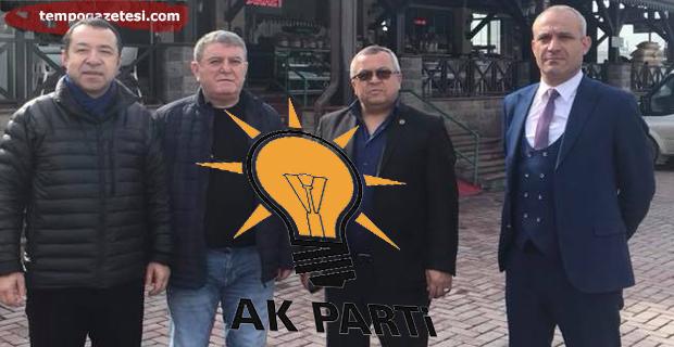 AK Partililer yola çıktı