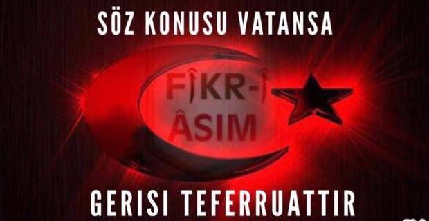 Fikri Asım'Dan Afrin'e destek