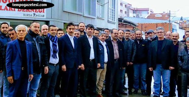 İki aday yarıştı... Zonguldaklılar yine Taşçı dedi...