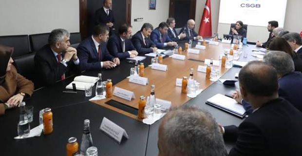 Milletvekilleri, Bakan Sarıoğlu'na Zonguldak'ı anlattı