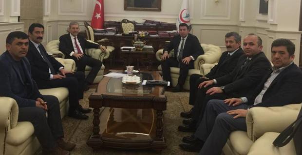 Sağlık Bakanından Zonguldak'a hastane müjdesi