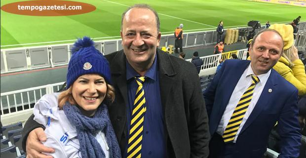 Yeniden Güven tazeleyen Serdar Özbek hedefini açıkladı...  Her şey Fenerbahçe'miz için...