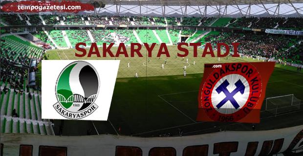 Maç sonucu Sakarya 3-2 Zonguldakspor