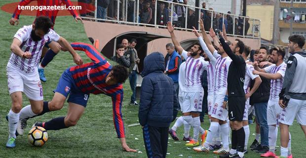 Ereğli 3 puanı 3 golle aldı