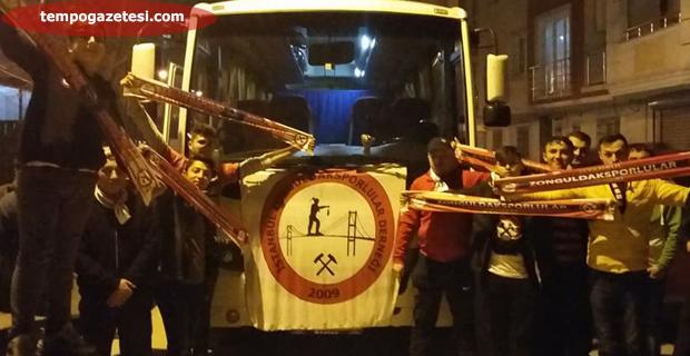 Esenyurt Belediye Başkanı Murat Alatepe, Taraftara araç desteğinde bulundu…