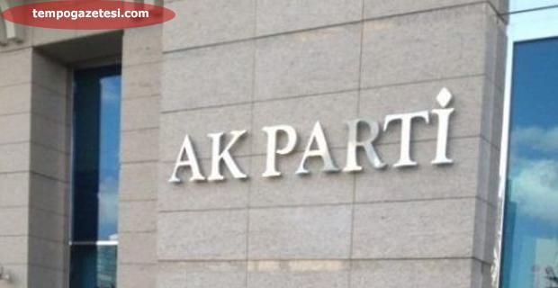 AK Parti Genel merkez açıkladı… İstifa etmeyin!...