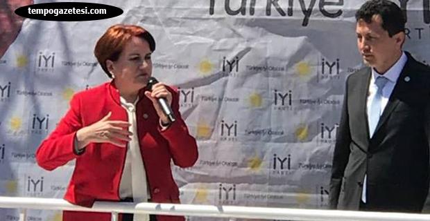 AKŞENER Zonguldak'ta halka sesleniyor