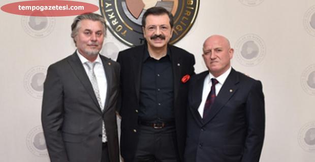 Hisarcıklıoğlu' ndan destek sözü!...