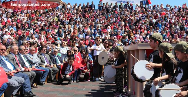 Kozlu'da 23 Nisancoşkusu!..