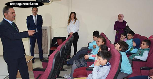 Öğrencilere 'Çocuk Zabıta' eğitimi