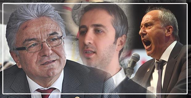 Zonguldak CHP'ye İNCE darbe