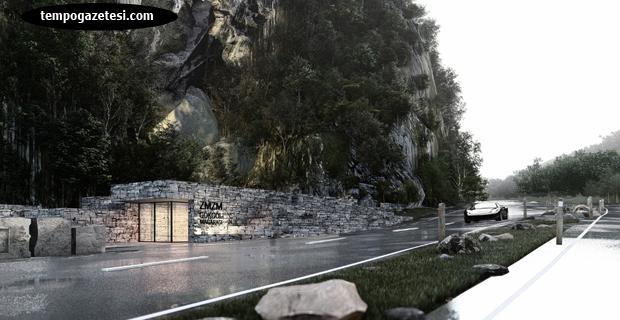 Zonguldak Mağaraları Ziyaretçi Merkezi