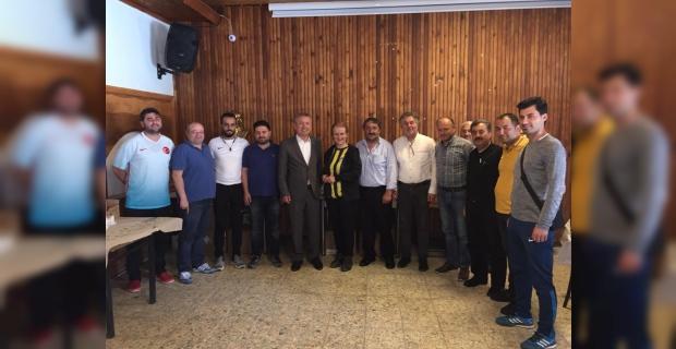 Çaycumaspor'un yeni Başkanı Gazeteci!...