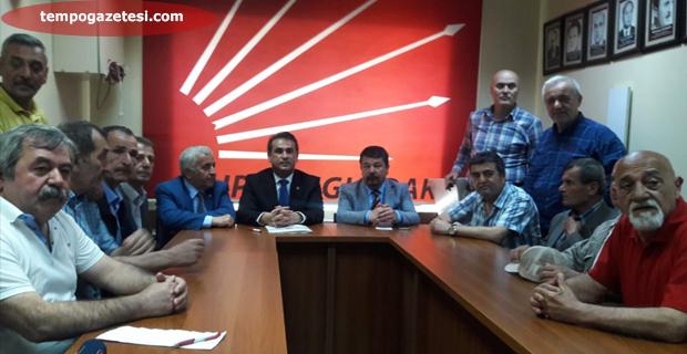 """Demirtaş, """"Zonguldak'a bir şey katmadılar""""…"""