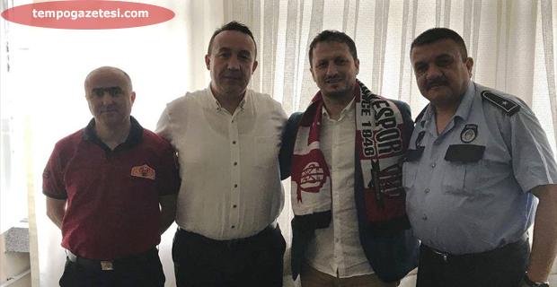 Devrek'in yeni hocası Bülent Öztürk!...