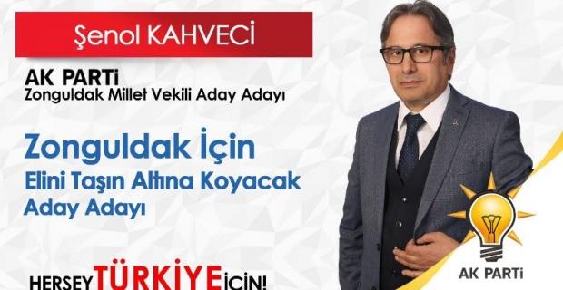 Her şey Türkiye için...