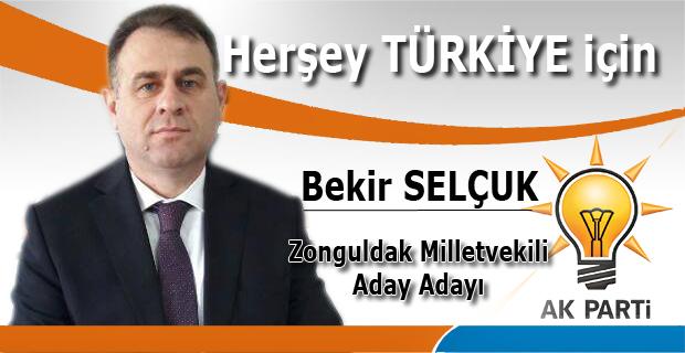 Herşey Zonguldak için...
