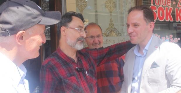 Seçim sonrasında Zonguldak KIRMIZI!...