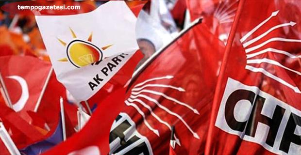 AK Parti: 3-2 CHP:
