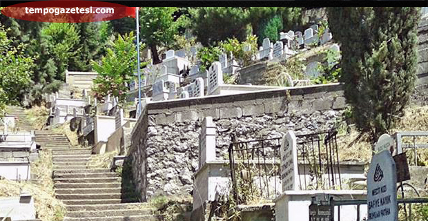 Asri Mezarlık Bayram'a hazır!..