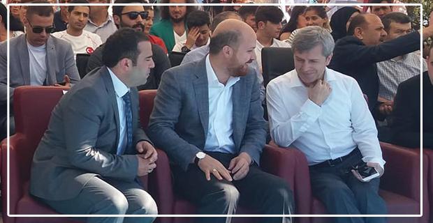 Bilal Erdoğan Zonguldak'ta...