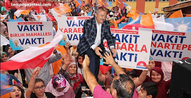"""Polat Türkmen CHP'lilere seslendi; """"Hep birlikte Zonguldak olalım"""""""