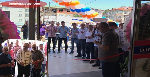 AKBAL, Ereğli'de ki şubesini  yeniledi!..