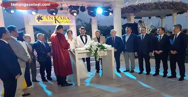 Cumhurbaşkanının Zonguldaklı koruması dünya evine girdi!..