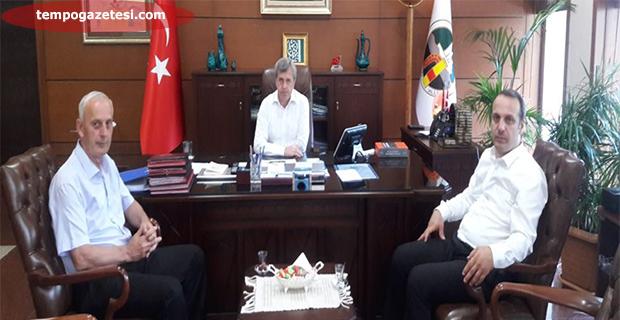 KGD'den Vali Çınar'a ziyaret!..