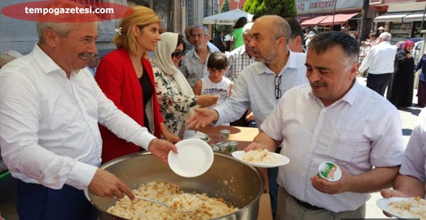 Kozlu 'da 15 Temmuz Şehitlerini Anma Demokrasi ve Milli Birlik Günü!..
