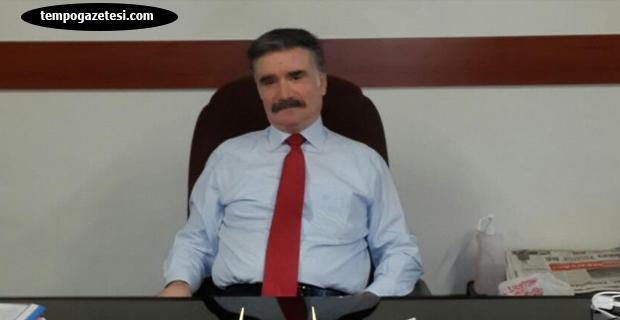 Mehmet Alas göreve başladı