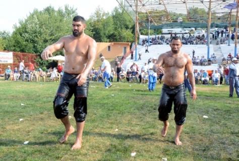 Pehlivanlar Kozlu'da güreşecek!..