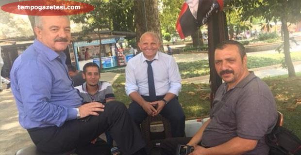 Polat Ağabey Ereğli'de vatandaşı dinledi!..