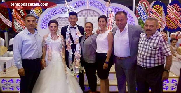 Şaban Yılmaz, kızını evlendirdi!..