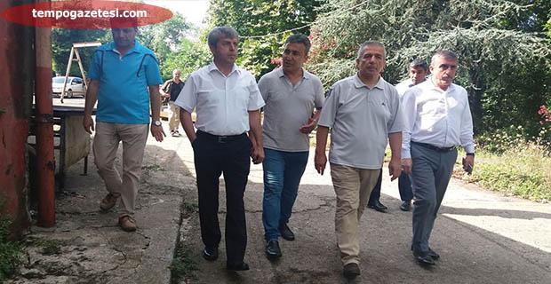 Vali Çınar inceledi!..