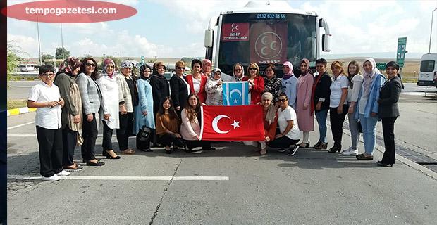 Asenalar Ankara yolunda...